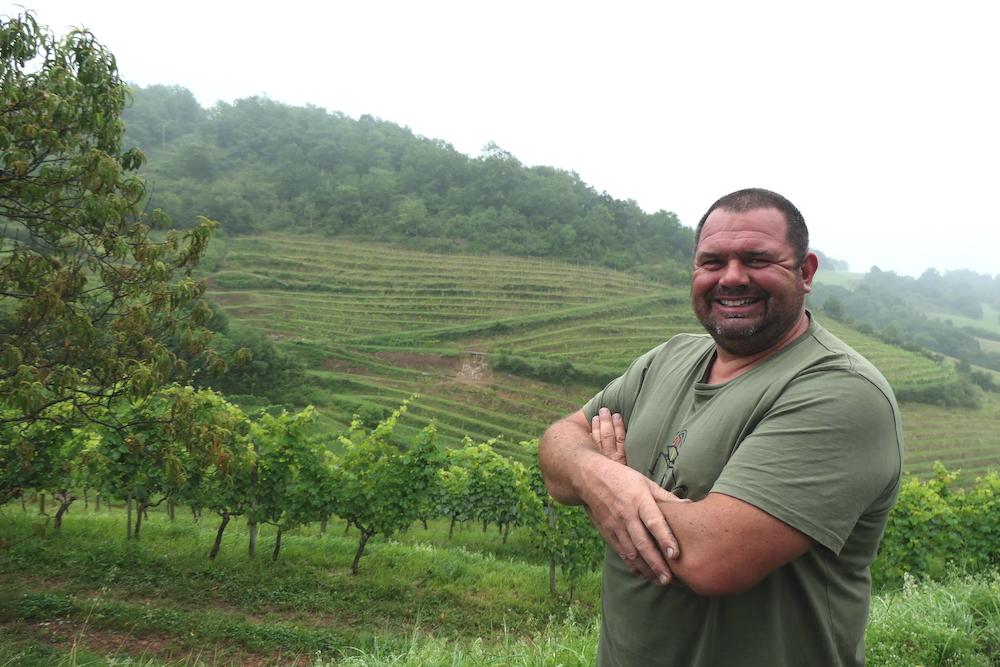 wijnboer-Olivier-Irougely-wijn-Baskenland