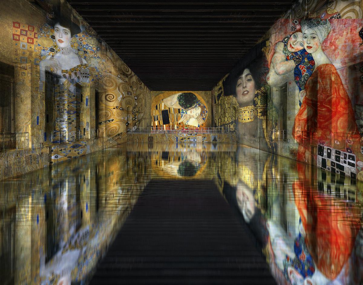 Bassins de Lumieres Bordeaux