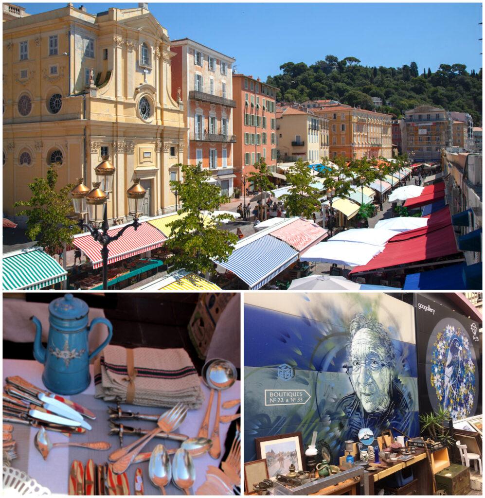 brocante in Nice
