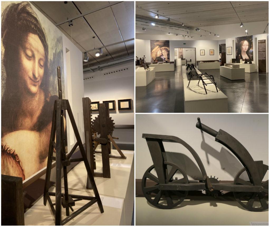 Musée Mer Marine Bordeaux Exposition Da Vinci