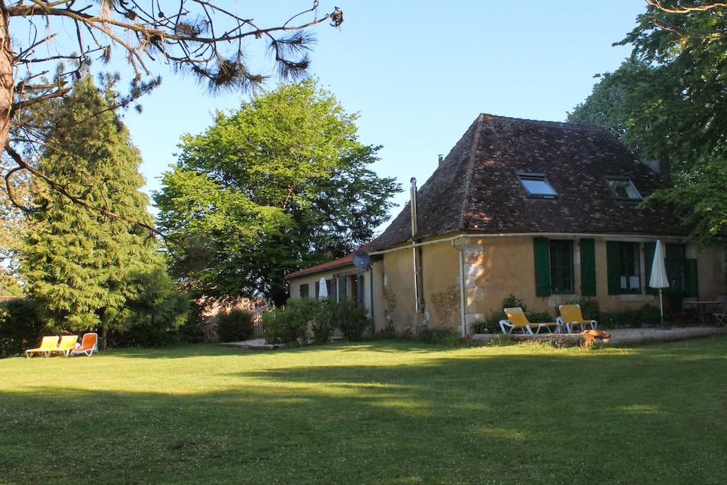 Gîte-vakantiehuis-Périgueux-Domaine-Le-Bost-