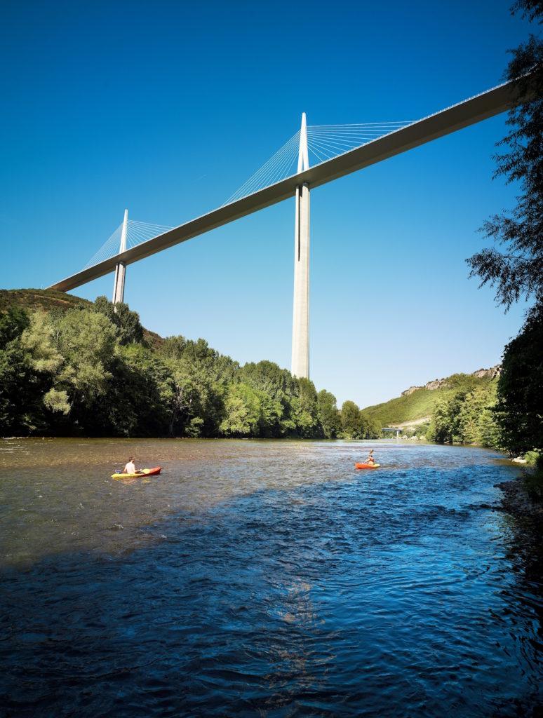 mooiste plekken Aveyron Millau Viaduct