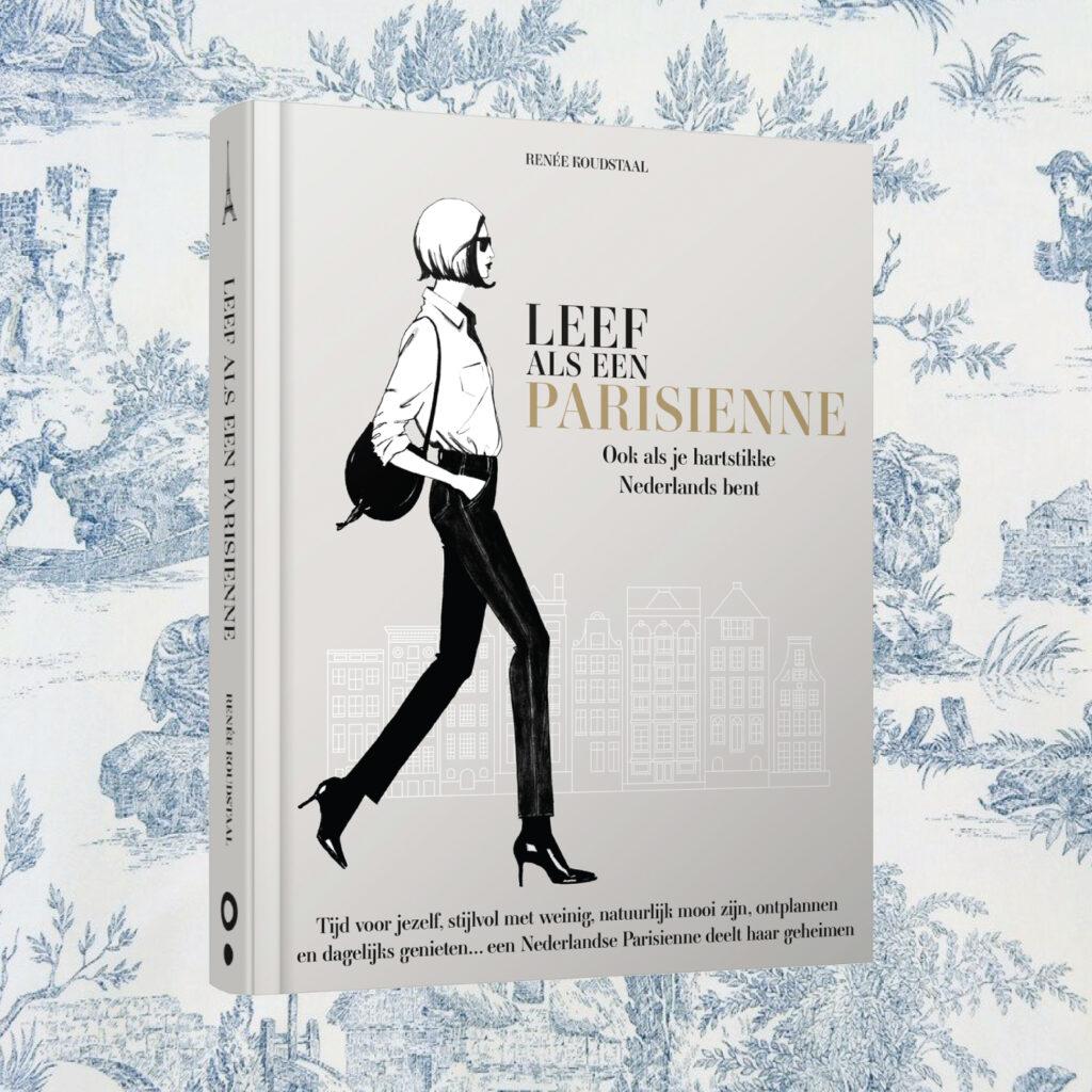Leef als een Parisienne cover