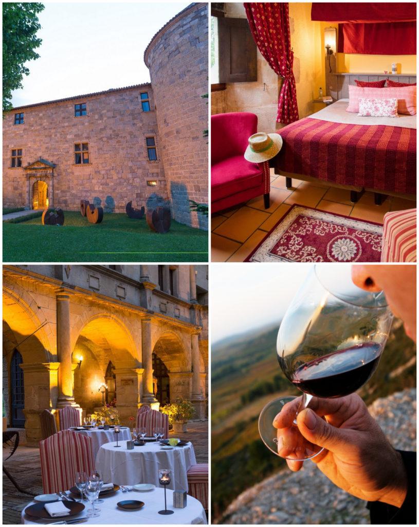 hotel wijngaarden Languedoc en Aude