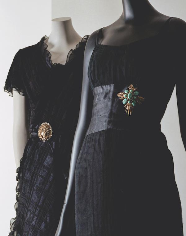 Chanel expositie jurken