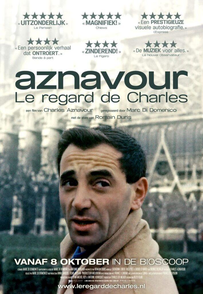 filmdocumentaire Charles Aznavour
