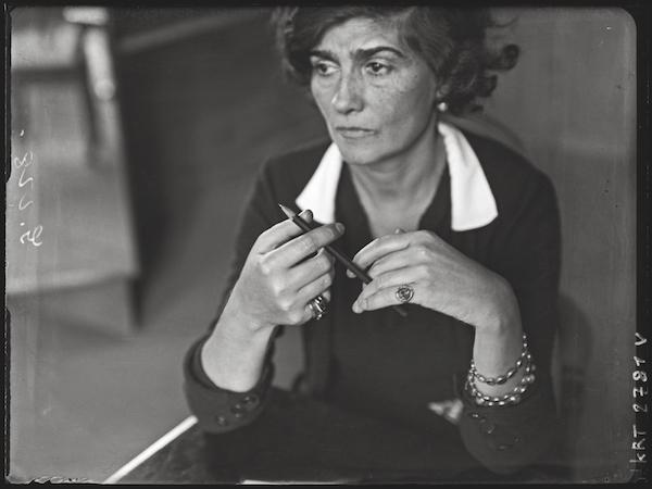 Coco Chanel foto Kollar