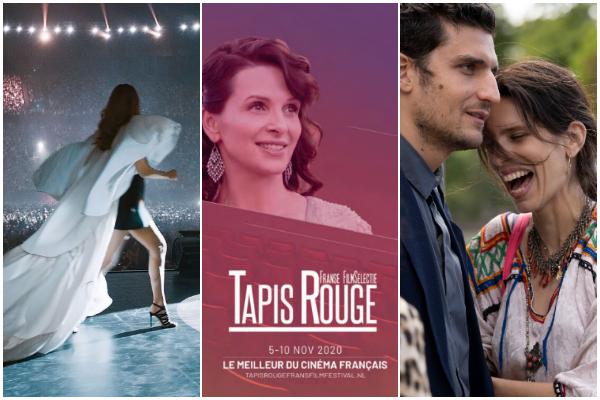 Tapis Rouge filmfestival Amsetrdam