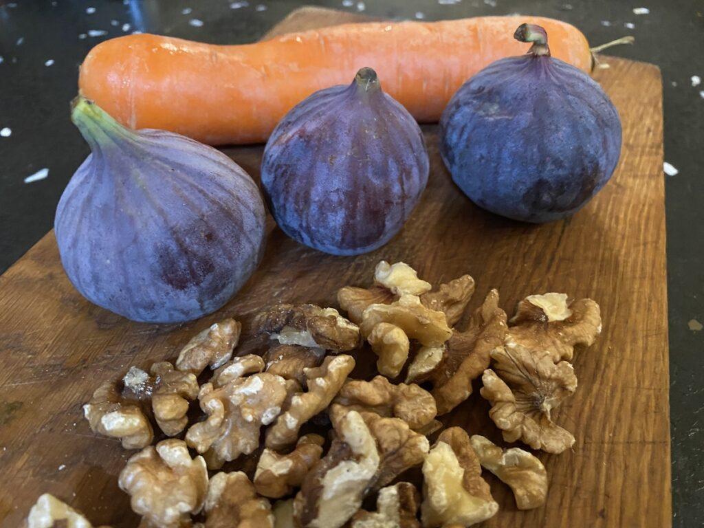 wortel-walnoot-vijgen-cakejes