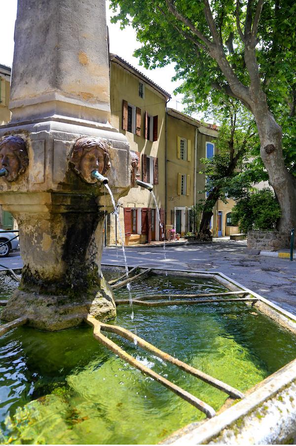 Cucuron dorpjes Provence