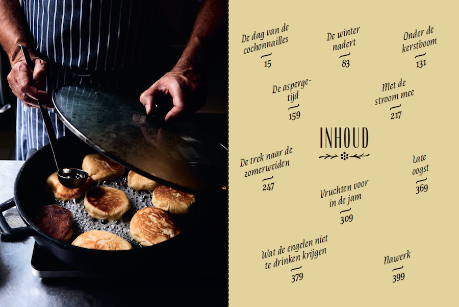 kookboek Franse keuken Elzas