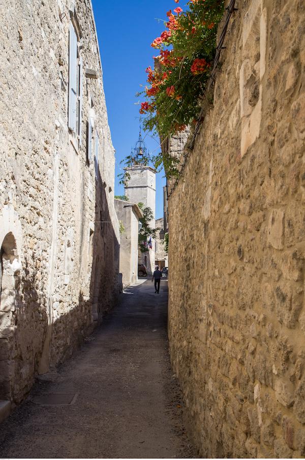 Menerbes mooi dorp in Luberon