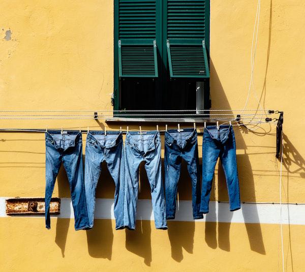 jeans uit Nîmes