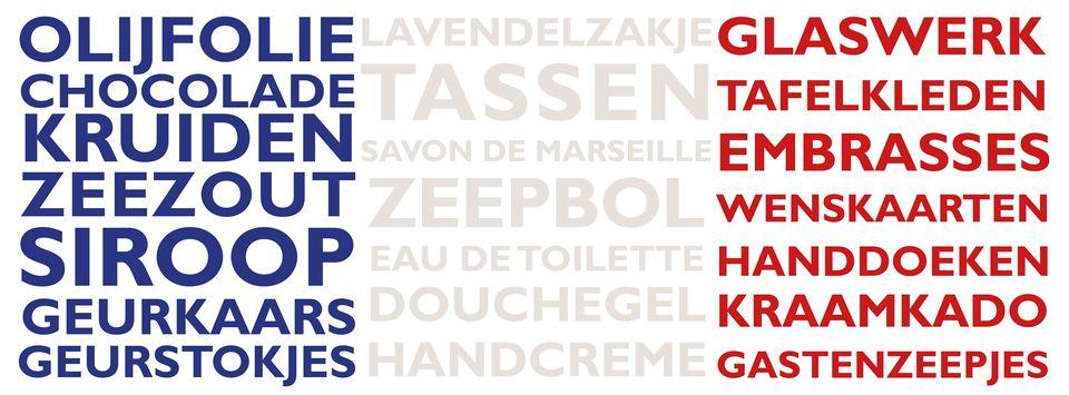 Leuke cadeaus, delicatessen, speelgoed, lekkere zeep en parfums. Bij Het Franse warenhuis kun je kwalitatieve kleine merken bestellen die normaal (bijna) alleen in Frankrijk vindt!