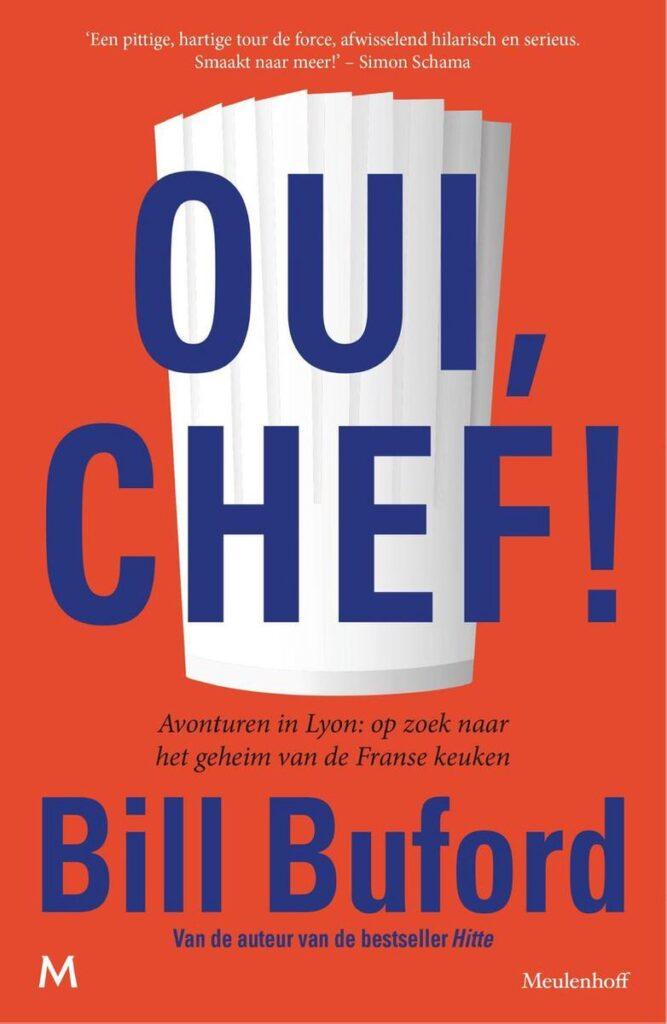 Bill Buford over Lyon