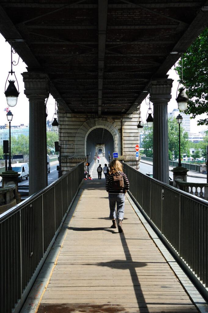 Bir Hakeim brug Parijs