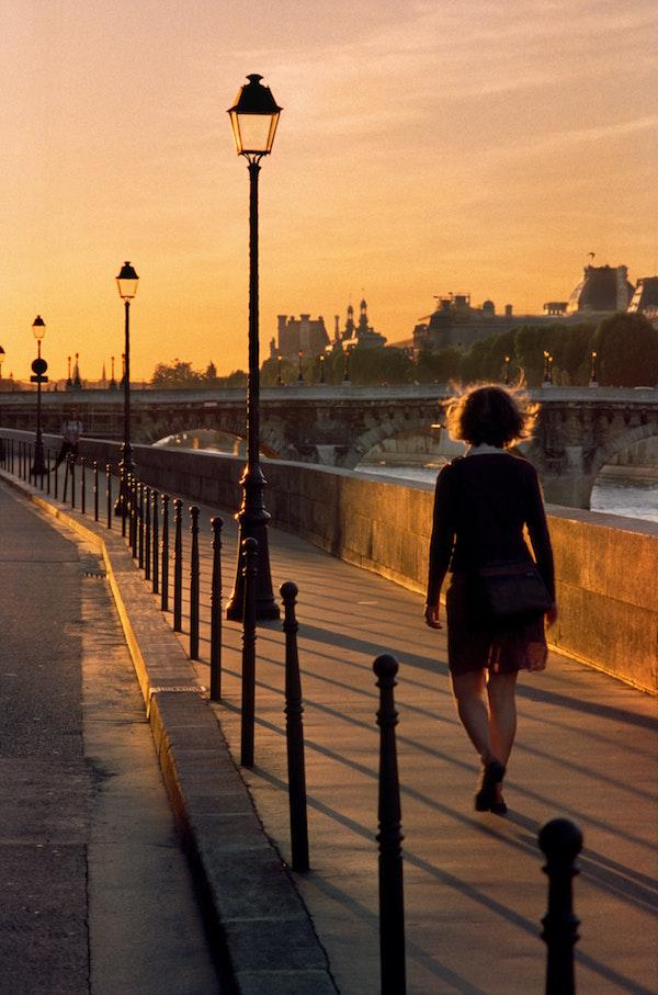 Parijs bruggen Seine