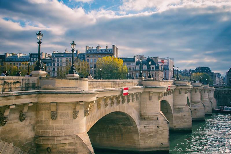 Pont-Neuf Parijs