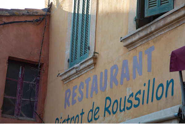 Roussillon okerdorp in de Luberon
