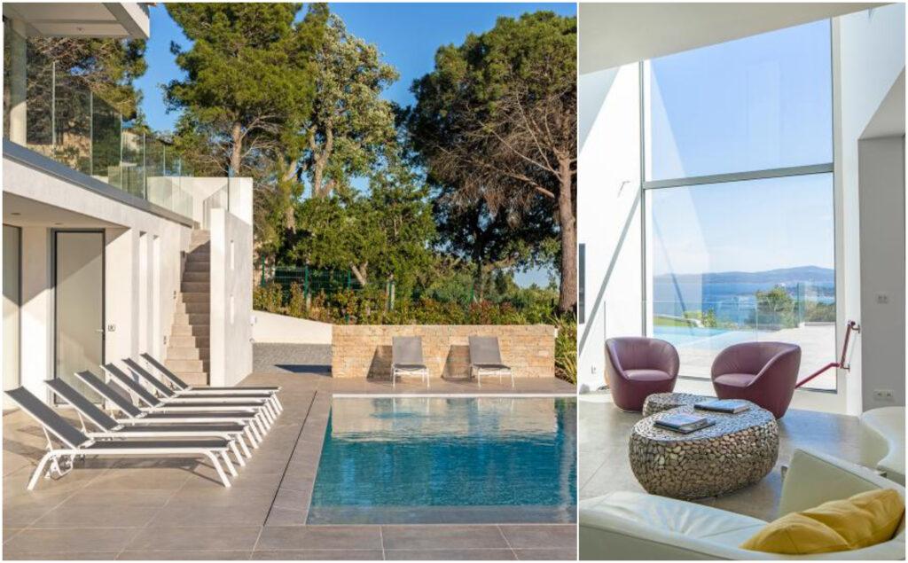 vakantievilla met zwembad in Zuid-Frankrijk Claveous