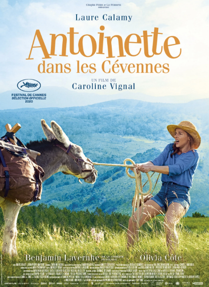 Antoinette dans les Cevennes