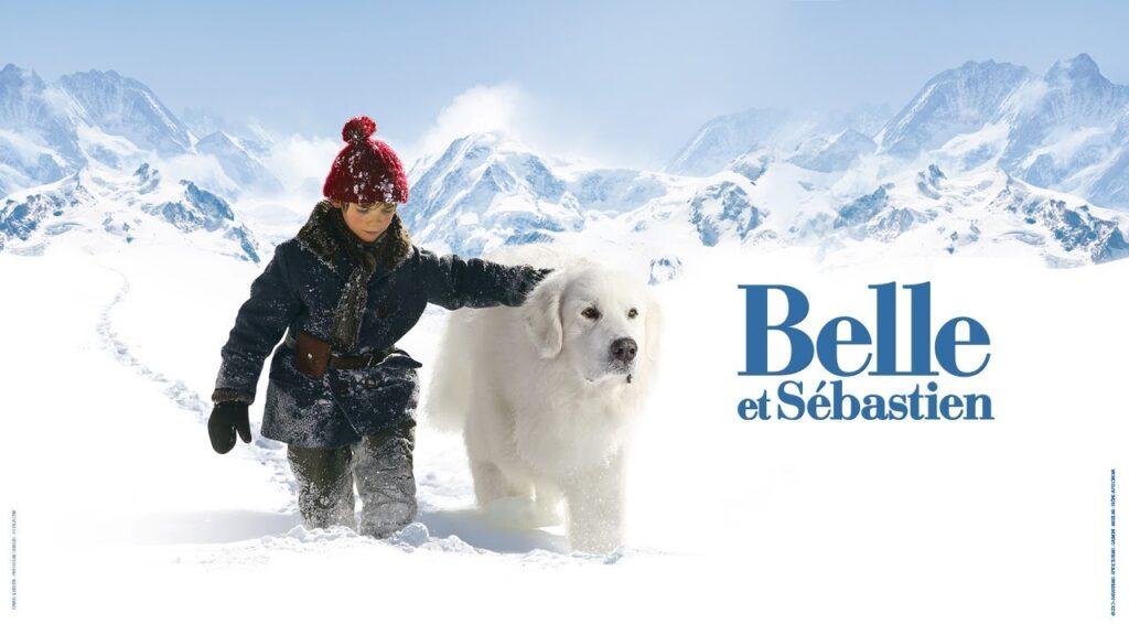 Belle et Sebastien Franse kinderfilms