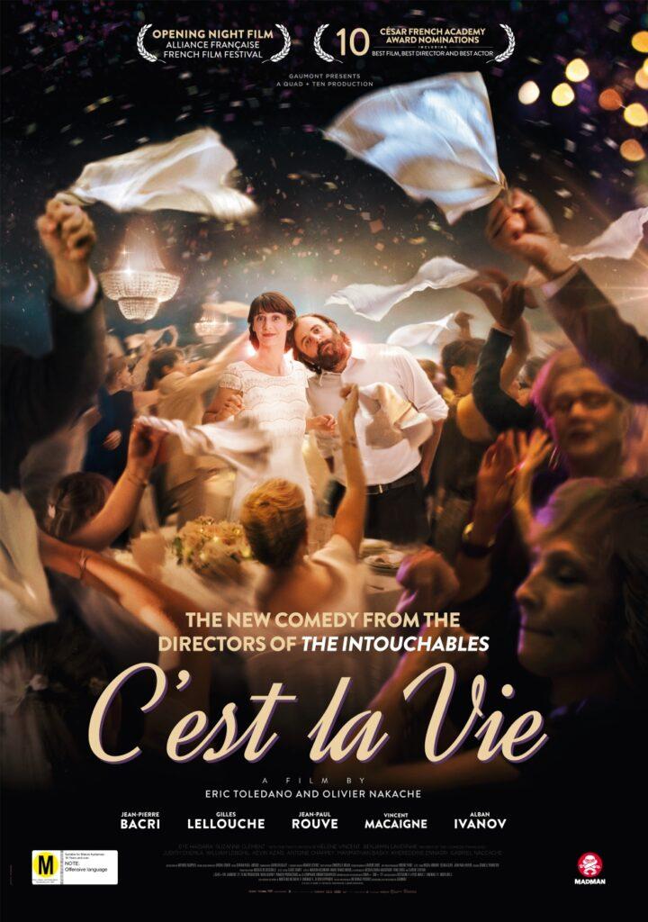 C'est la vie Franse komedie