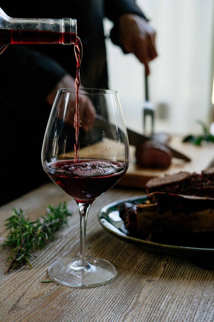 ELEGANT ROOD: Margaux uit Bordeaux