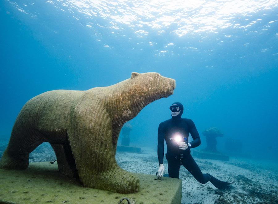 onderwatermuseum Provence Marseille