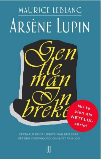 Boek Arsène Lupin