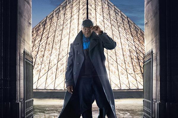 Omar Sy in nieuwe Netflix-serie Lupin