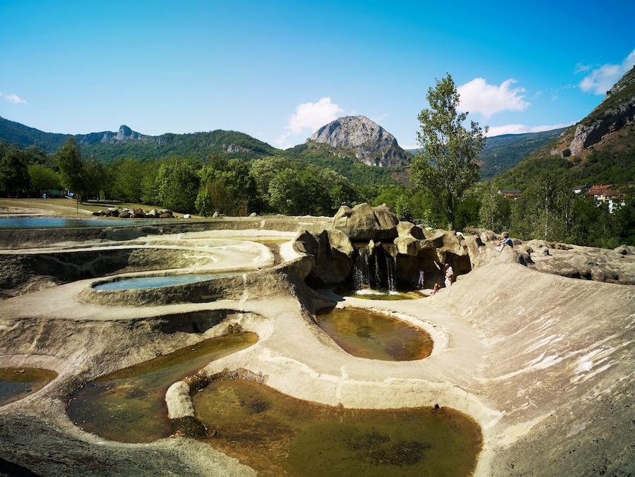 Ariege departement prehistorisch park