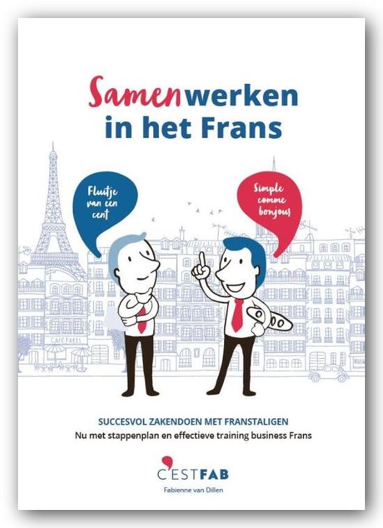Samenwerken in het Frans zakelijk contact