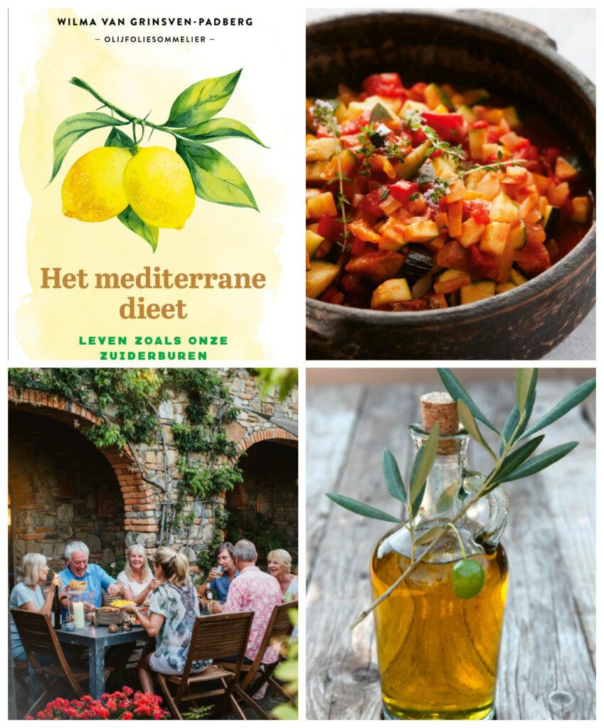 Mediterraan dieten