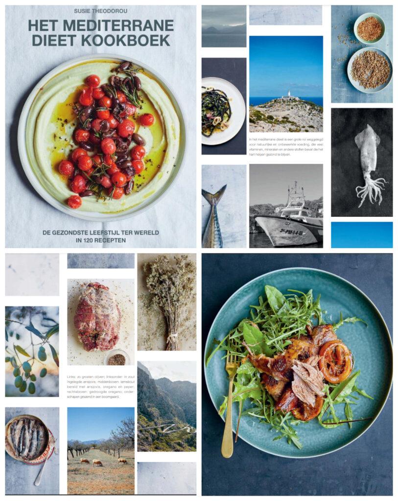 Mediterraan dieet kookboek