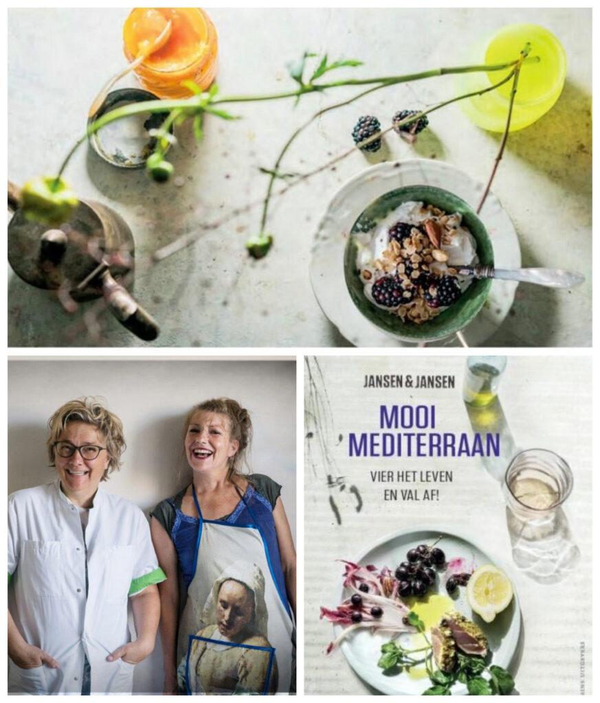 Mooi mediterraan kookboek