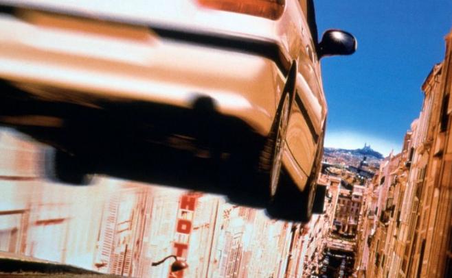 Luc Besson taxi autorijden