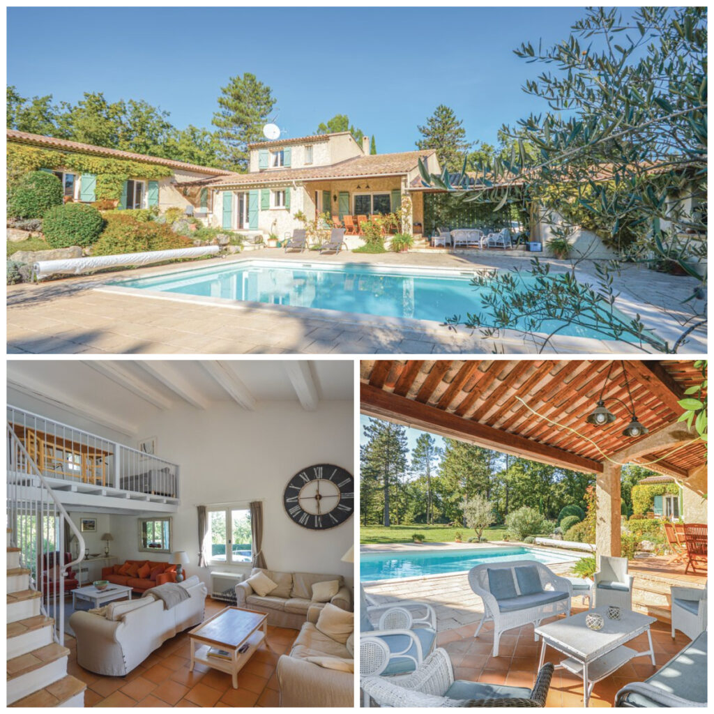 Novasol vakantiehuis Provence Calllian