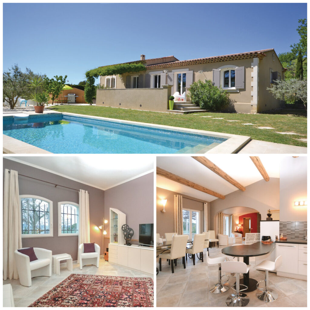 Novasol vakantiehuis Provence Lourmarin