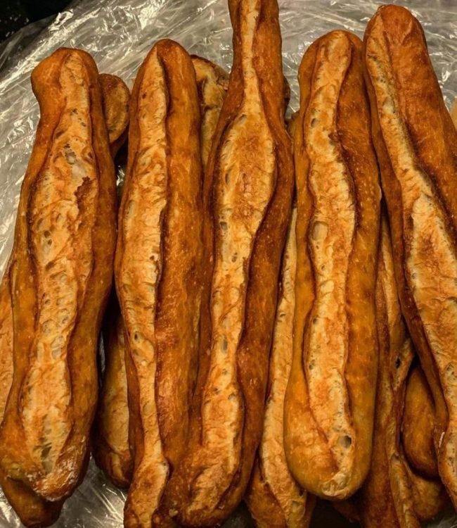 Frans stokbrood uit Rotterdam