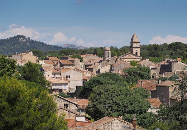 Fontvieille Provence Baux-les-Provence-