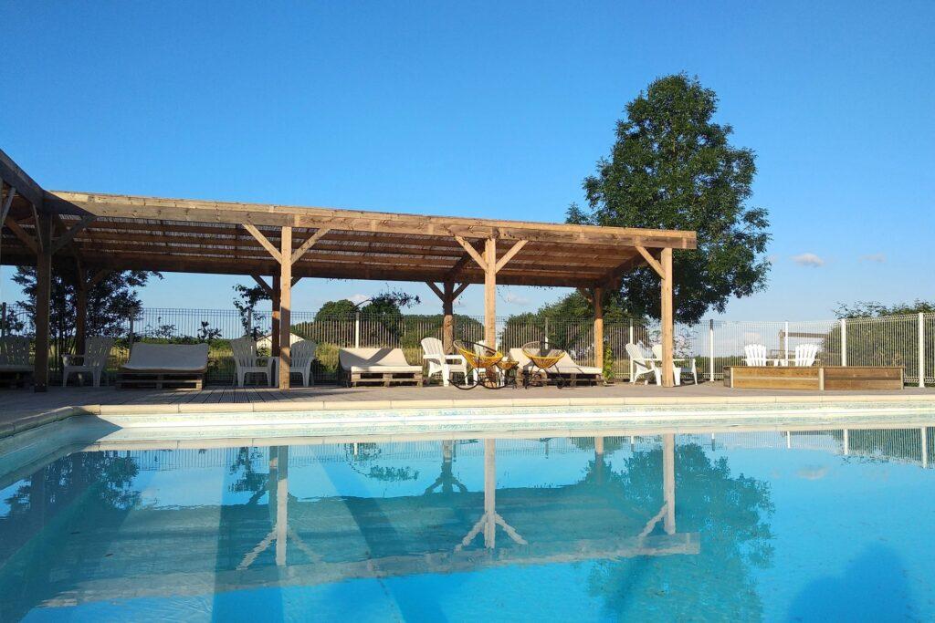Domain Ramonjavel vakantiedomein zwembad