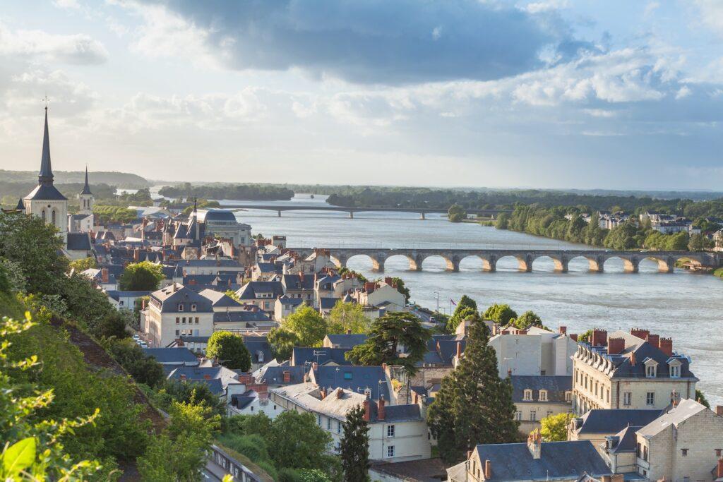 fietsen Loire