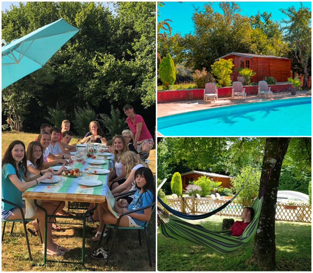 Les renardières vakantie Limousin Corrèze