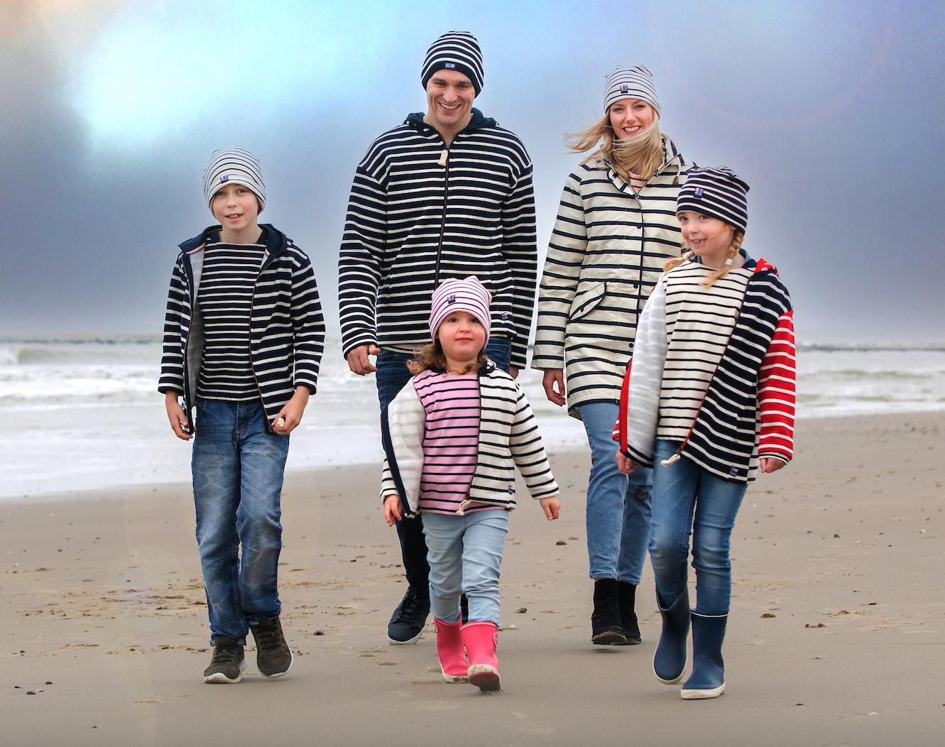 Breton Stripe truien en shirts