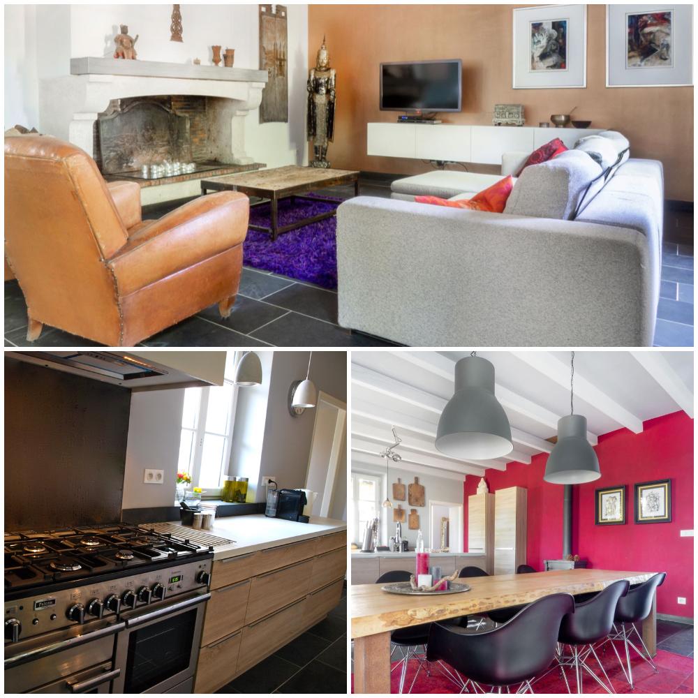 Villa-Lafage-living-keuken