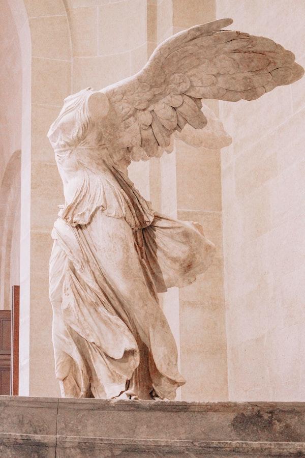 La Victoire Louvre