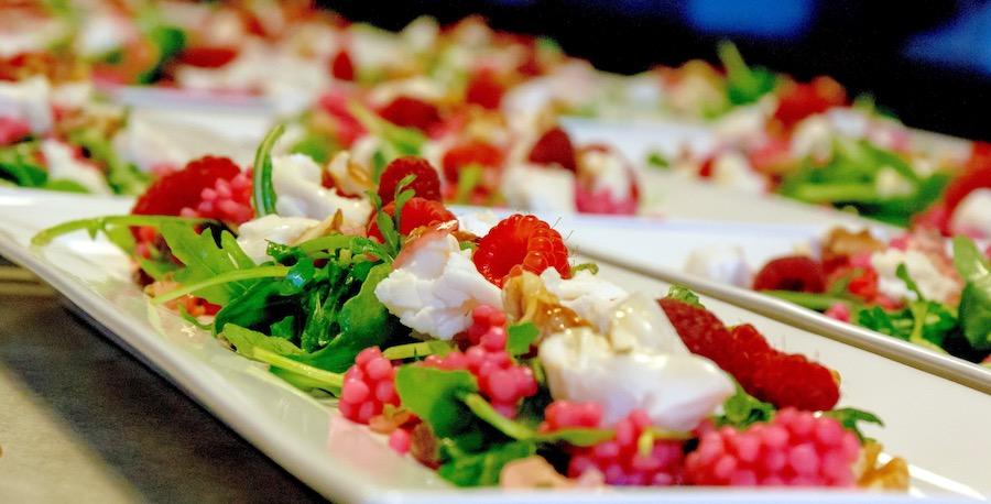 chambres dhotes recepten Bietensalade met geitenkaas