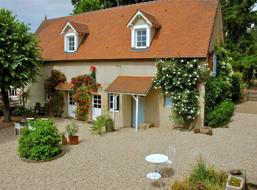 Mme Chapelle Clos Laraison Vakantiehuis Bourgogne