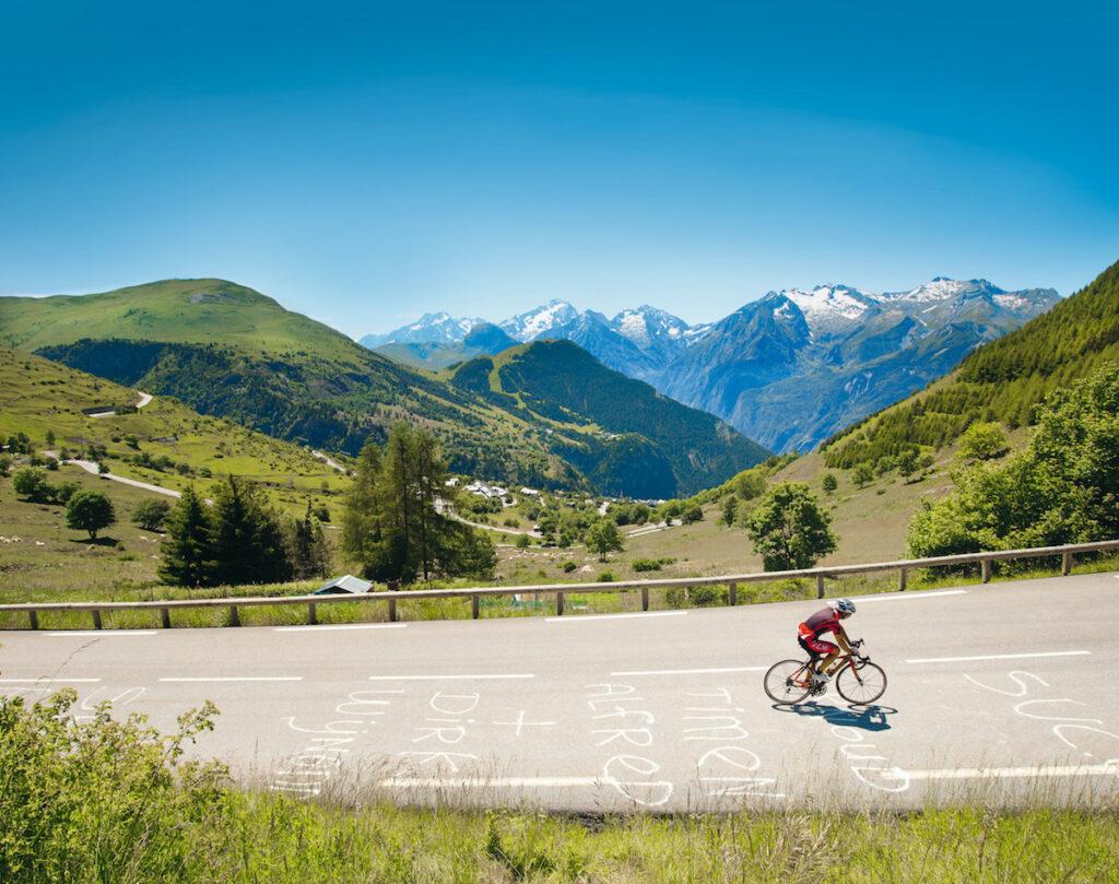Alpes d'Huez Tour de France Isère
